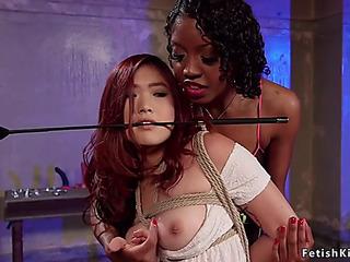 Darksome dominant anal bonks redhead oriental