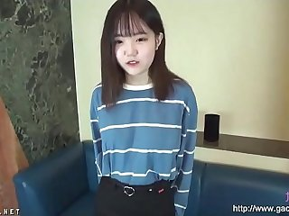 [uncen   vietsub] Young Pretty Asia girl first time casting [ full clip  ]