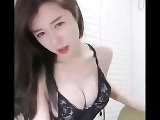 Chinese Cam Girl FeiFei  Striptease &_ Masturbate 10