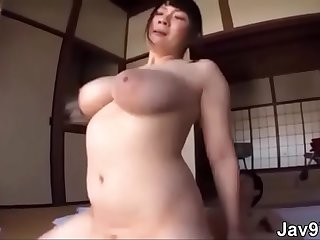 big tits girl mifl japanese