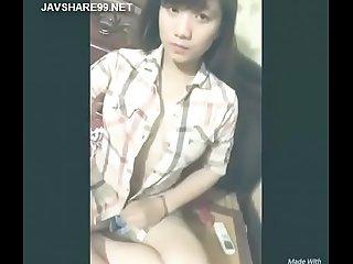 Vietnam teen girl nude show  JAVSHARE99.NET