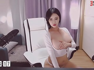 Korean Baby Girl BJ ! Live Stream 0409 with super Body !