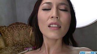 Perfect Japanese masturbation show with Sera Ichijo