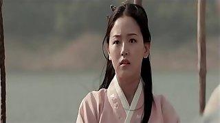 Kang Han Na -  Sex Scenes from Korean Movie