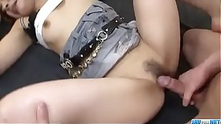 Suzanna endures big cock in her tiyn vagina - More at Javhd.net
