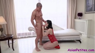 This Asian cat loves milk, even MASTER'_s Lady Dee