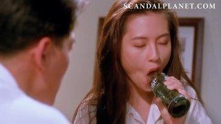 Loletta Lee Sucking the Bottle in '_Crazy Love'_ On ScandalPlanet.Com