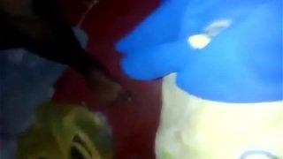 Alettra blue